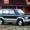 Acura SLX 1996-1998
