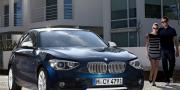 BMW 1-Series 120d Urban 2011