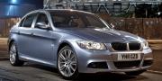 BMW 3-Series 318i Sedan Performance Edition E90 UK 2011