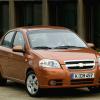 Chevrolet Aveo Sedan Europe 2006