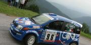 Fiat Panda Rally 2005