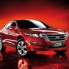 Honda Accord Crosstour China 2010