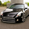 Infiniti G35 Coupe DAMD Black Metal 2007