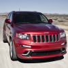 Jeep Grand Cherokee SRT8 2011