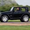 Jeep Wrangler 70th Anniversary UK 2011