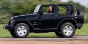 Jeep Wrangler 70th Anniversary UK 2011