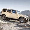 Jeep Wrangler Mojave 2011