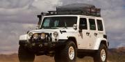 Jeep Wrangler Overland 2009