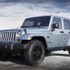 Jeep Wrangler Unlimited Arctic 2012