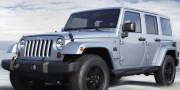 Jeep Wrangler Unlimited Arctic 2012