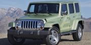 Jeep Wrangler Unlimited EV 2009