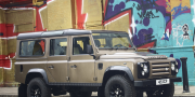 Land Rover Defender 110 Station Wagon X-Tech Edition 2011