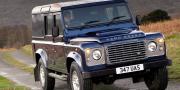 Land Rover Defender 110 Utility Wagon UK 2009