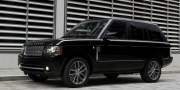 Land Rover Range Rover Autobiography Black 40th Anniversary 2010
