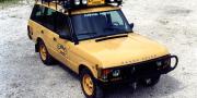 Land Rover Range Rover Camel Trophy