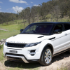 Land Rover Range Rover Evoque Coupe Dynamic 2011