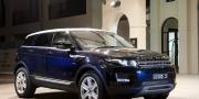Land Rover Range Rover Evoque Prestige 2011