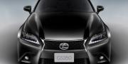 Lexus GS350 F-Sport Japan 2012