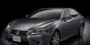 Lexus GS450h F-Sport Japan 2012