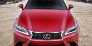 Lexus GS450h F-Sport USA 2012