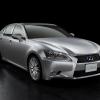Lexus GS450h Japan 2012