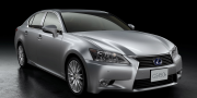 Lexus GS450h Japan 2012