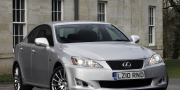 Lexus IS 250 F-Sport UK 2010