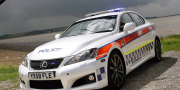 Lexus IS-F Police 2009