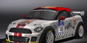 MINI John Cooper Works JCW Coupe Endurance Race Car 2011