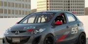 Mazda 2 Evil Track Concept 2010