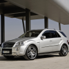 Mercedes M-Klasse ML63 AMG Facelift 2008