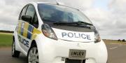 Mitsubishi i-MiEV UK Police 2009