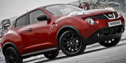 Nissan Juke Kuro Red Limited Edition 2011