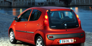 Peugeot 107 5 door Facelift 2008