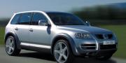 ABT Sportsline Volkswagen Touareg VS10 2003