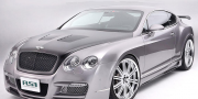 ASI Bentley Continental GTS Speed 2008