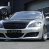 ASMA Design Mercedes S-Klasse Eagle II Widebody 2007