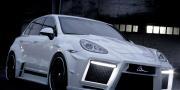 ASMA Design Porsche Cayenne Turbo Giant 958 2011