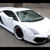 Anderson Germany Lamborghini Gallardo White Edition 2010