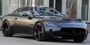 Anderson Germany Maserati GranTurismo S Superior Black Edit