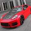 Anderson Germany Porsche Panamera Turbo 970 2011