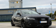 Avus Performance Audi A4 Avant Black Arrow 2009