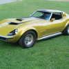 Baldwin Motion Chevrolet Corvette C3 Phase III GT 1969