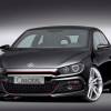 Caractere Volkswagen Scirocco 2009
