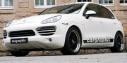 Cargraphic Porsche Cayenne KTC 300 958 2010