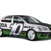 Skoda Octavia RS Bonneville 2011