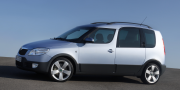 Skoda Roomster Scout 2007