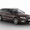 Skoda Superb Combi Laurin & Klement 2011