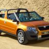 Skoda Yeti Pick Up Concept 2005