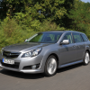 Subaru Legacy Wagon Europe 2009